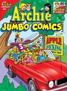 Archie Comics Double Digest 324 (2021) (Forsythe-DCP