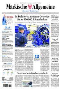 Märkische Allgemeine Zossener Rundschau - 09. November 2017
