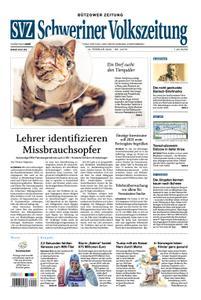Schweriner Volkszeitung Bützower Zeitung - 19. Februar 2020