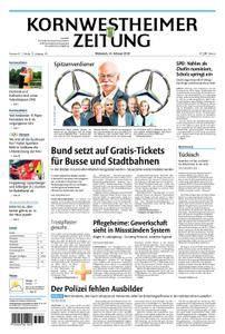 Kornwestheimer Zeitung - 14. Februar 2018