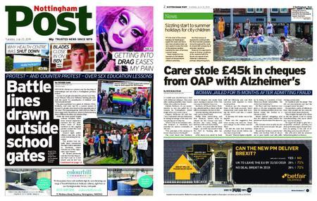 Nottingham Post – July 23, 2019