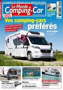 Le Monde du Camping-Car - juin 2017