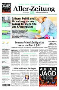 Aller-Zeitung – 17. Oktober 2019