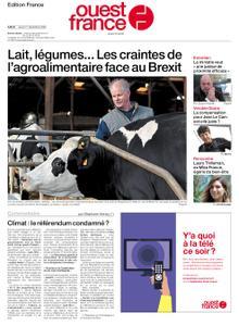 Ouest-France Édition France – 17 décembre 2020