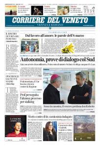 Corriere del Veneto Vicenza e Bassano – 08 marzo 2019