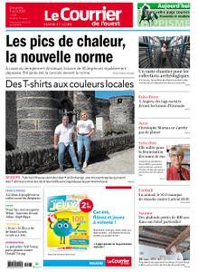 Le Courrier de l'Ouest Cholet – 09 août 2020