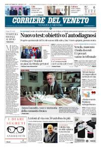 Corriere del Veneto Venezia e Mestre – 10 settembre 2020