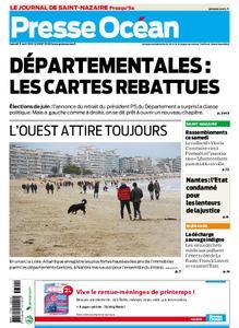 Presse Océan Saint Nazaire Presqu'île – 17 avril 2021