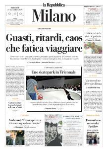 la Repubblica Milano  - 27 Novembre 2019