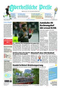 Oberhessische Presse Marburg/Ostkreis - 05. Oktober 2018