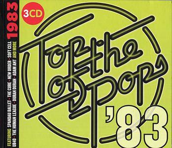VA - Top Of The Pops '1983 (3CD, 2017)