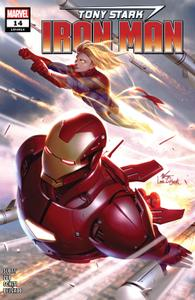 Tony Stark-Iron Man 014 2019 Digital Zone