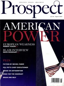 Prospect Magazine - August 2002