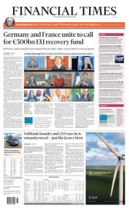 Financial Times Europe - May 19, 2020