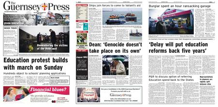 The Guernsey Press – 28 January 2020