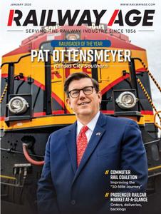 Railway Age - January 2020