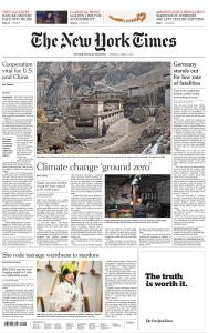 International New York Times - 7 April 2020