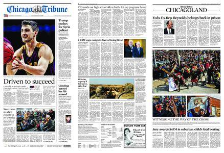 Chicago Tribune – March 31, 2018