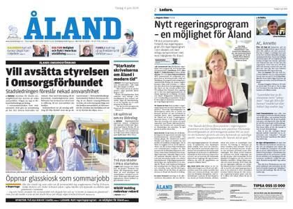 Ålandstidningen – 04 juni 2019