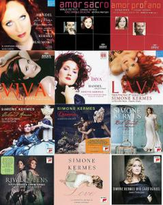 Simone Kermes Collection [12CDs] (2003-2019)
