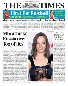 The Times - 14 May 2018