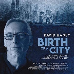 VA - Birth of a City (2019)