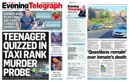 Evening Telegraph First Edition – January 03, 2019
