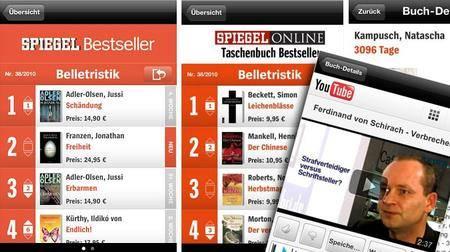 Spiegel Bestseller Liste Sachbuch/Belletristik (2017)