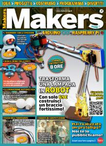Makers Mag N.7 - Agosto-Settembre 2018