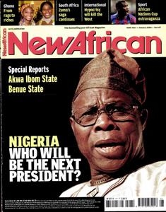 New African - January 2006
