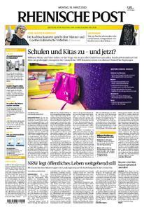 Rheinische Post – 16. März 2020