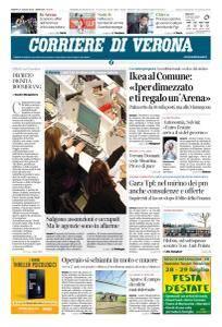 Corriere di Verona - 21 Luglio 2018