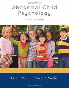 Abnormal Child Psychology (Repost)