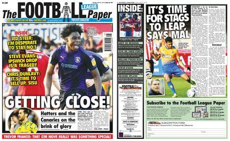 The Football League Paper – April 21, 2019