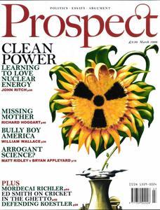 Prospect Magazine - March 1999