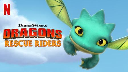 Dragons: Rescue Riders S01