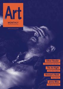 Art Monthly - April 2017   No 405