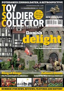 Toy Soldier Collector International - December 2020 - January 2021