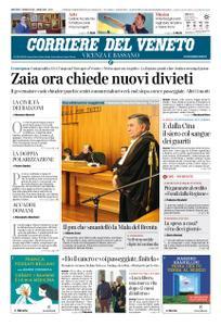 Corriere del Veneto Vicenza e Bassano – 17 marzo 2020