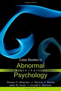 Case Studies in Abnormal Psychology, 9th Edition (repost)