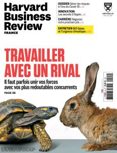 Harvard Business Review France - Avril-Mai 2021