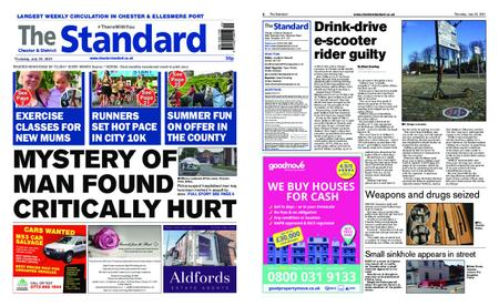 The Standard Chester & District – July 22, 2021