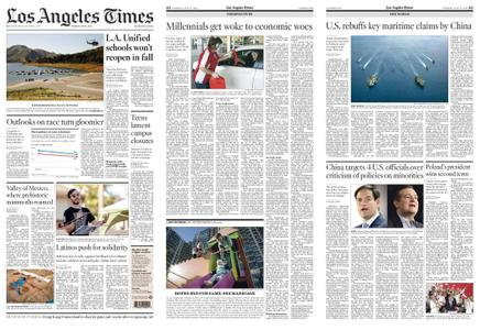 Los Angeles Times – July 14, 2020