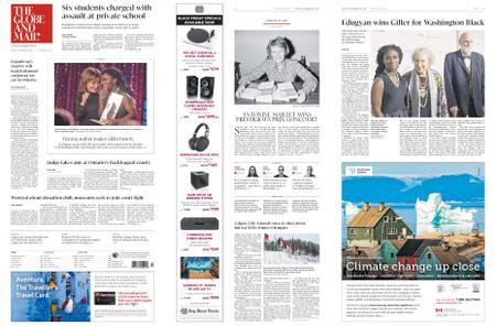 The Globe and Mail – November 20, 2018