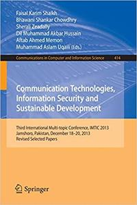 Communication Technologies, Information Security and Sustainable Development (Repost)