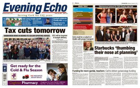 Evening Echo – October 09, 2017