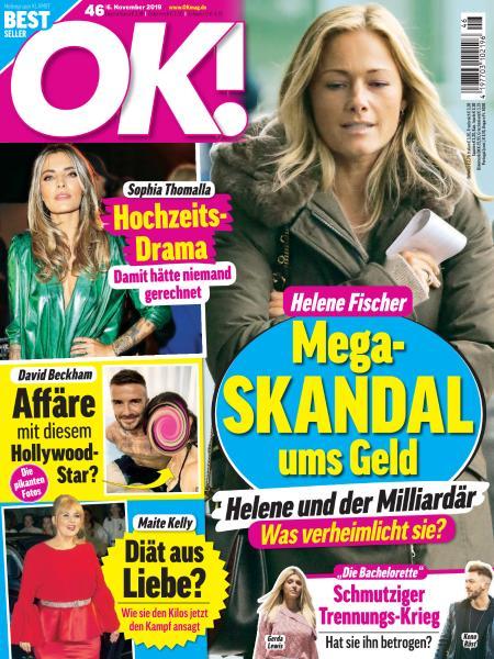 OK! Germany - 6 November 2019