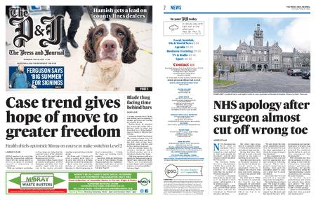 The Press and Journal Moray – May 20, 2021