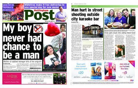 Nottingham Post – March 12, 2018