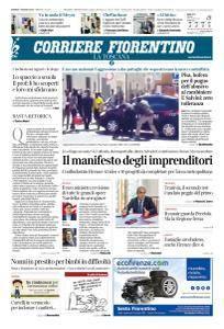 Corriere Fiorentino La Toscana - 7 Giugno 2018